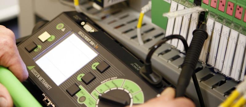 Elektrische Prüfung, VDE Prüfung, Gerätesicherheit